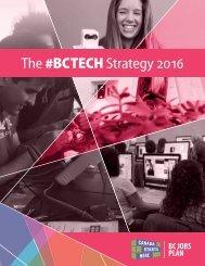 The #BCTECH Strategy 2016