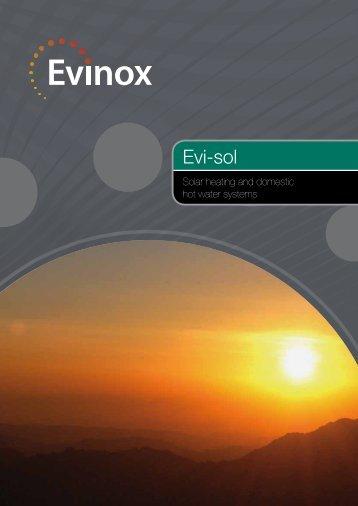Evi-Sol Brochure - Evinox