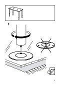 Ikea KALLAX combinazione con scrivania - S79123055 - Istruzioni di montaggio - Page 5