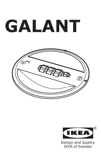 Istruzioni Montaggio Armadio Ikea Pax Ante Scorrevoli.Ikea Galant Mobile Con Ante Scorrevoli 20206514 Istruzioni