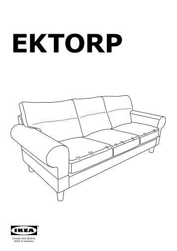 Che cosa copre la garanzi - Ikea divano ektorp 3 posti ...