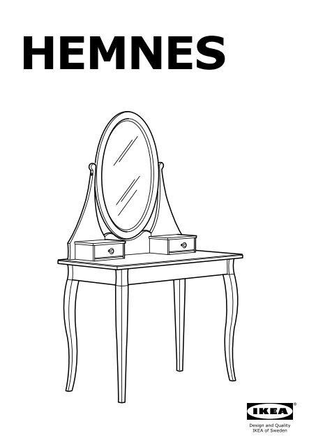 Cassettiera Malm Ikea Istruzioni Montaggio.Specchio Ikea Specchio Ferro Battuto Ikea With Specchio Ikea