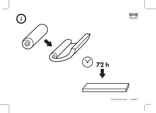 Divano Letto Ikea Exarby.Ikea Exarby Divano Letto A 3 Posti S89887294 Istruzioni Montaggio