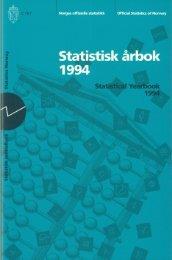 Norway Yearbook - 1994