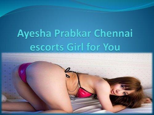 Ayesha Prabkar Chennai escorts Nude Girl