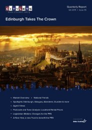 Edinburgh Takes The Crown