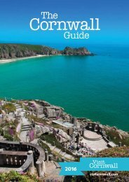 The Cornwall Guide 2016