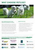 A VETERINARY GUIDE TO COMPULSORY MICROCHIPPING FOR DOGS - Page 4