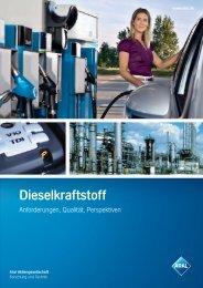 Diesel Broschüre - Aral