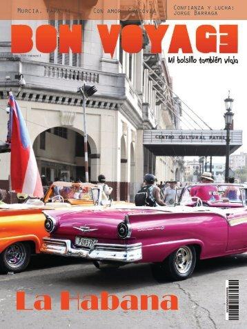 Revista Bon Voyage
