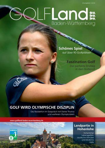 GolfLand Baden-Württemberg 2016
