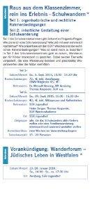 Seminarplan Wanderakademie 2015-2016 - Seite 4