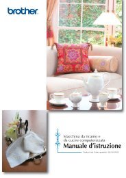 Brother Innov-is I - Manuale d'istruzione