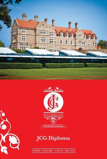 JCG Diploma