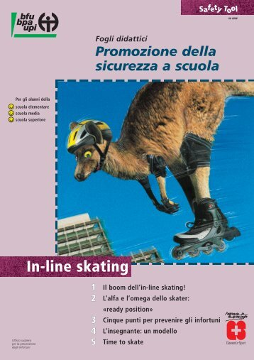 In-line skating – Safety Tool - BfU