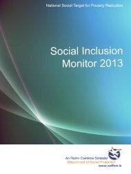 Inclusion Monitor 2013