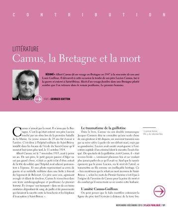 #26 Camus, la Bretagne et la mort
