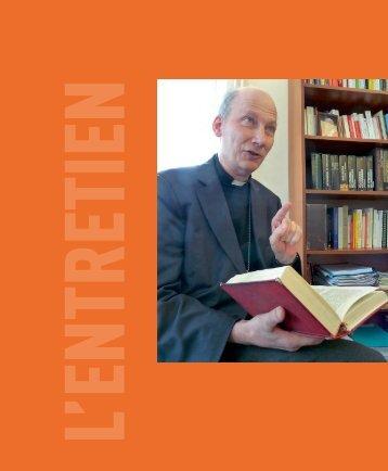 #24 Pierre d'Ornellas : dialogue entre foi et culture