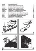 BlackandDecker Hedgetrimmer- Gt450 - Type 2 - Instruction Manual (Europeo) - Page 2