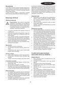 BlackandDecker Tagliabordi A Filo Senza Cavo- Glc2500l - Type H2 - Instruction Manual (Ungheria) - Page 5