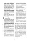 BlackandDecker Hedgetrimmer- Gt502 - Type 1 - Instruction Manual (Turco) - Page 4
