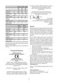 BlackandDecker Hedgetrimmer- Gt502 - Type 1 - Instruction Manual (Turco) - Page 7