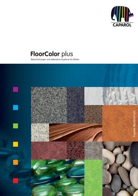 FloorColor plus - Deutsche Amphibolin Werke - Caparol