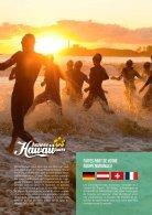 Hannes Hawaii Tours - IM 70.3 WM Australie 2016 - FR - Page 3