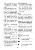 BlackandDecker Hedgetrimmer- Gt7026 - Type 1 - Instruction Manual (Czech) - Page 5