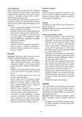 BlackandDecker Hedgetrimmer- Gt7026 - Type 1 - Instruction Manual (Czech) - Page 7