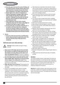BlackandDecker Hedgetrimmer- Gt510 - Type 2 - Instruction Manual (Europeo) - Page 4