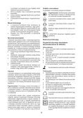BlackandDecker Tagliasiepi Sen Cavo- Gtc1850n - Type H1 - Instruction Manual (Ungheria) - Page 6