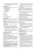 BlackandDecker Tagliasiepi Sen Cavo- Gtc1850n - Type H1 - Instruction Manual (Ungheria) - Page 7