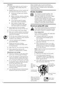 BlackandDecker Hedgetrimmer- Ht33 - Type 1 - Instruction Manual (Europeo) - Page 5