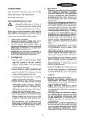 BlackandDecker Hedgetrimmer- Gt510 - Type 2 - Instruction Manual (Turco) - Page 3