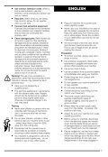 BlackandDecker Hedgetrimmer- Gt221 - Type 1 - Instruction Manual (Europeo) - Page 4