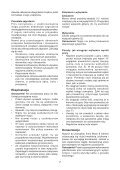 BlackandDecker Hedgetrimmer- Gt6030 - Type 1 - Instruction Manual (Polonia) - Page 7