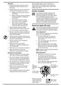 BlackandDecker Hedgetrimmer- Ht33 - Type 1 - Instruction Manual (Inglese) - Page 5