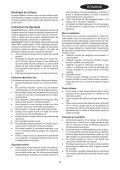 BlackandDecker Tagliabordi A Filo- Gl8033 - Type 1 - Instruction Manual (Romania) - Page 5