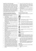 BlackandDecker Tagliabordi A Filo- Gl8033 - Type 1 - Instruction Manual (Romania) - Page 6