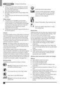BlackandDecker Tagliatrice Sen Cavo- Gtc1843l - Type H1 - H2 - Instruction Manual (Europeo) - Page 6