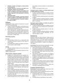 BlackandDecker Hedgetrimmer- Gt115 - Type 3 - Instruction Manual (Romania) - Page 6
