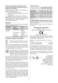 BlackandDecker Hedgetrimmer- Gt115 - Type 3 - Instruction Manual (Romania) - Page 7