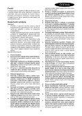 BlackandDecker Spruzzatore Elettric- Gsc500 - Type H2 - Instruction Manual (Czech) - Page 5