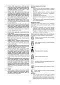 BlackandDecker Spruzzatore Elettric- Gsc500 - Type H2 - Instruction Manual (Czech) - Page 6