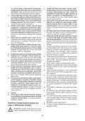 BlackandDecker Taglia Cespuglio- Gsl200 - Type H1 - Instruction Manual (Slovacco) - Page 5