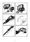 BlackandDecker Tagliabordi A Filo Senza Cavo- Stc1820 - Type 1 - Instruction Manual (Ungheria) - Page 2