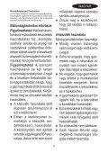 BlackandDecker Tagliabordi A Filo Senza Cavo- Stc1820 - Type 1 - Instruction Manual (Ungheria) - Page 5