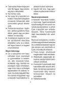 BlackandDecker Tagliabordi A Filo Senza Cavo- Stc1820 - Type 1 - Instruction Manual (Ungheria) - Page 6