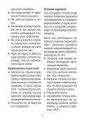 BlackandDecker Tagliabordi A Filo Senza Cavo- Stc1820 - Type 1 - Instruction Manual (Polonia) - Page 6